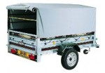 60cm High Cover for Erde 142 & 153 and Daxara 148 & 158 Trailers 1500mm x 1050mm